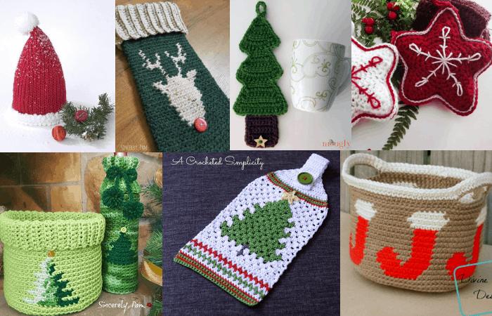 10 Free Crochet Christmas Patterns